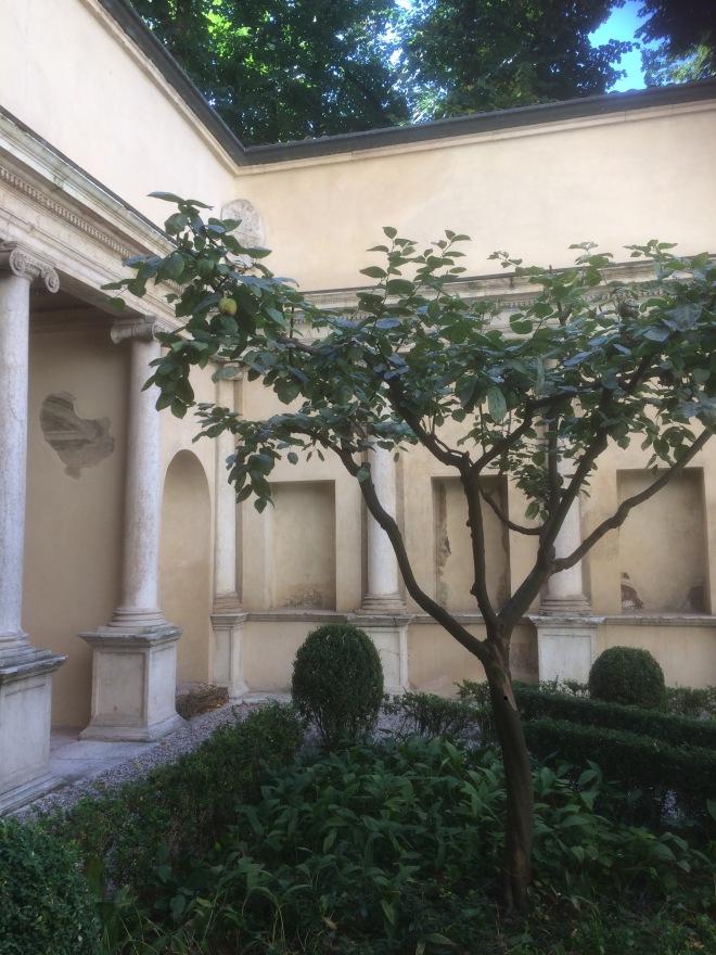 giardino segreto di Isabella