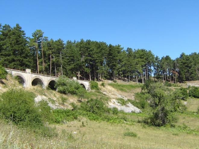ponte ferrovia